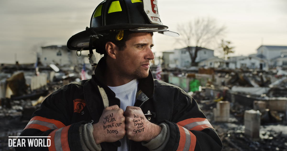 Dear World: Breezy Point, New York. www.dearworld.me