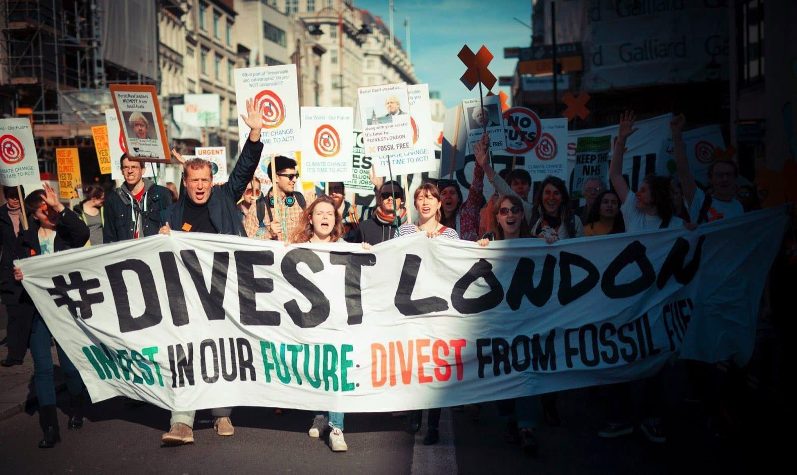 Divest London