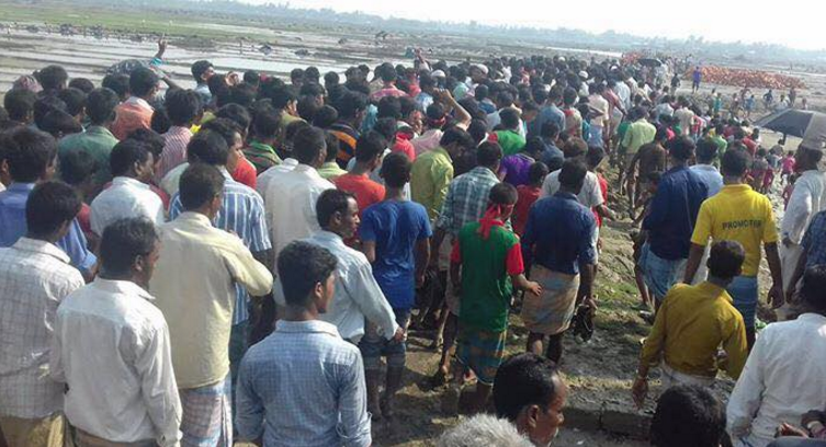 350 org – Anti-Coal Protest in Bangladesh Turns Deadly