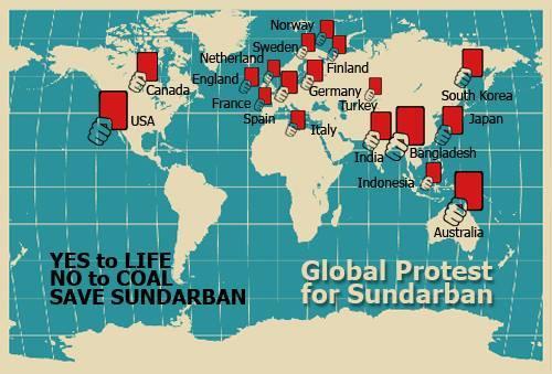 Source: Facebook.com/SaveSundarbans.SaveBangladesh